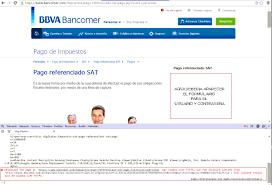 pago referenciado sat 2016 los impuestos sat el blog de malagana