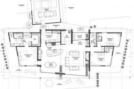 architect floor plans 26 modern architecture floor plans single story modern