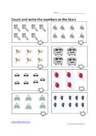 kidz worksheets preschool counting worksheet15