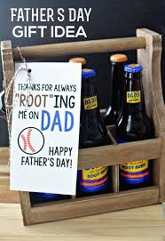 printable root beer father u0027s day gift idea