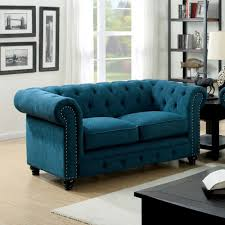 Blue Sofa Set Living Room Cobalt Blue Sofa For Family Room Marku Home Design