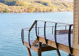 Banister Lake Cable Railings Wikipedia
