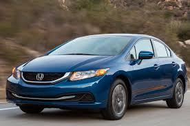 Honda Upholstery Fabric 2015 Honda Civic Reviews And Rating Motor Trend