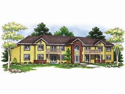 multi family house plans and apartment home plans u2013 the house plan