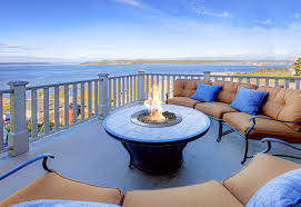 fire pit insert outdoor gas fireplace