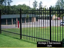 building pre fabricated ornamental fencing