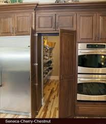 Pantry Cabinet Door Door Leading To Pantry In Middle Of Kitchen Cabinets Doors