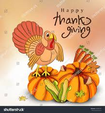 thanksgiving happy thanksgiving day vector illustrations