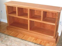 low cherry bookcase by jeff lumberjocks com woodworking
