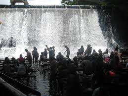 Villa Escudero Waterfalls Restaurant Princess Dream Destination