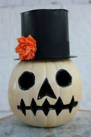 Skeleton Halloween Crafts 354 Best Pumpkin Style Images On Pinterest Halloween Pumpkins