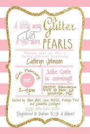 baby girl invitations baby shower invitation wording 2nd girl invitations blank