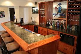 basement bar top ideas basement bar top ideas elegant photo of stunning bar countertop