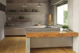 cuisine beton cire bois concrete kitchen 2 475 321 lzzy co