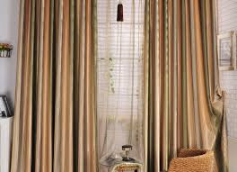 Burnt Orange Kitchen Curtains by Curtains Curious Orange Green And Cream Curtains Prominent