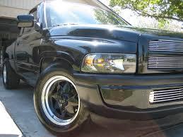 Dodge Ram All Black - dodge6989 1995 dodge ram 1500 regular cab specs photos