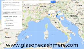 Palermo Italy Map by News Giasone Cashmere