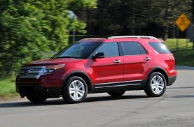 Ford Explorer Ecoboost - 2012 ford explorer ecoboost review car and driver prevnext 2012