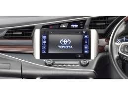 Toyota Innova Z Model Interior Toyota Innova Crysta 2 8 Zx At 7 Str Price Specifications Review