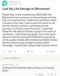 bitconnect good or bad some of the r bitconnect reddit posts in the immediate aftermath of