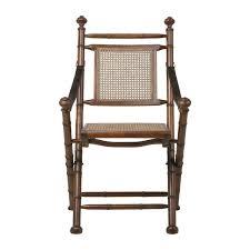 chaise pliante bois colonial kare design