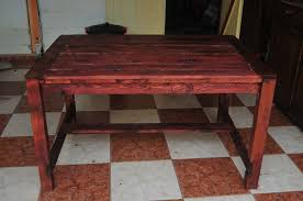 Wood Furniture Plans Free Download by Ana White Farmhouse Table Wooden Pallets Diy Projects