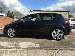 used 2010 seat leon tdi cr fr for sale in nottinghamshire