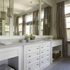 built in double vanity transitional bathroom lynn morgan design