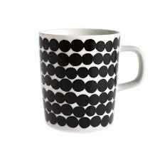 oiva räsymatto cup with handle by marimekko