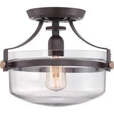 farmhouse semi flush light celia 1 light semi flush mount modern farmhouse lights and modern