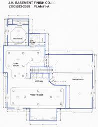23 finished basement home plans the village at west gloucester