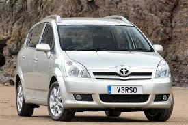toyota corolla verso review toyota corolla verso 2004 2009 used car review car review