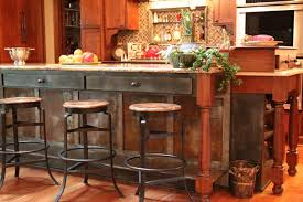 metal island kitchen kitchen stainless steel island table unique in metal top ideas 8