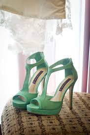 mint wedding shoes 30 mint wedding color ideas for the to be