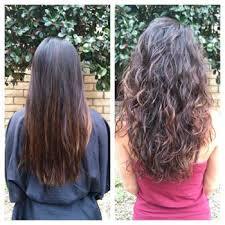 shaggy permed hair best 25 wavy perm ideas on pinterest perm hair wavy hair and