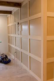 panelled walls master makeover diy paneled wall jenna sue design blog