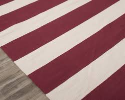 White Cotton Rug 17 Picture Red And White Striped Area Rug Classic Csr Home