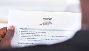How To Get My Resume Noticed Online by Help Your Résumé Stand Out In Job Search