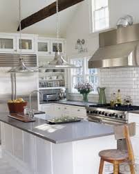 white kitchens with islands white kitchen island with stainless steel top foter