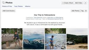 200 Photo Album Facebook Announces Shared Photo Albums To Boost Group Engagement