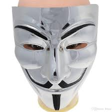 mask from halloween movie 2017 theme of movie v for vendetta anonymous mask guy fawkes fancy