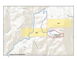 Montana Blm Maps by Borders Blm Near Dearborn U0026 Missouri Rivers U2013 Dearborn Vista Buy