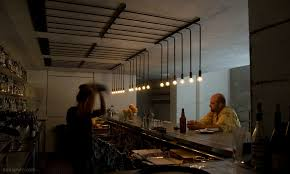Bar Light Fixtures by Pslab Designs Minimalist Lighting Solution For Workshop Kitchen Bar