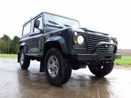 land rover defender matte black part 1 importing a land rover defender 90 drivetribe