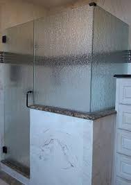 Niagara Shower Door Guardian Niagara Textured Glass Midcentury Bathroom Dallas