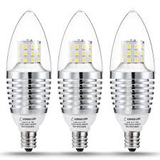 lohas led candelabra light bulbs 7w 65w 70w incandescent bulbs