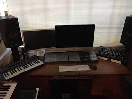 studio keyboard desk stephen u0027s synths state of the studio u2014 synth expert blog