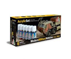 modern military vehicles acrylic set modern military vehicles acrylic paints 20ml