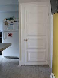 Interior Door Makeover How To Patch A In A Hollow Door Merrypad