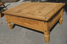 uhuru furniture u0026 collectibles sold pine coffee and end tables